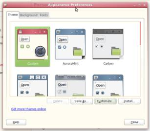 , How to Install New Icons and Cursors (Linux Mint)
