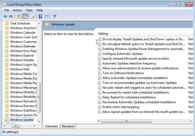 no gpedit.msc windows 7