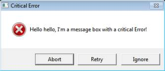Messages, Loops and Pauses with Visual Basic Script
