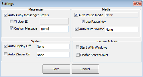 , Save Power On Screen Lock (Windows 7)