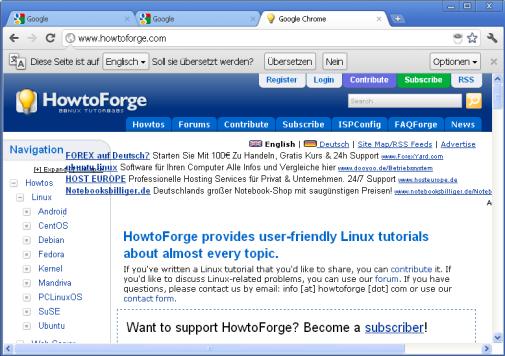, Decreased Productivity Chrome Add-On
