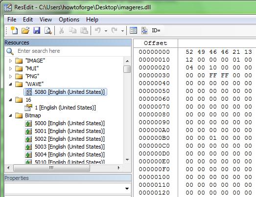 , Change System Sounds on Windows 7 (Including Startup)