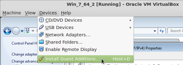 virtualbox windows 7 64 bit guest additions