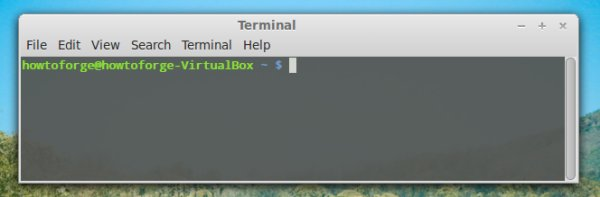 , Change terminal color theme in Linux