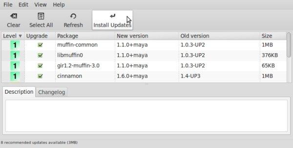 , Install Cinnamon 1.6 (unstable) on Linux Mint