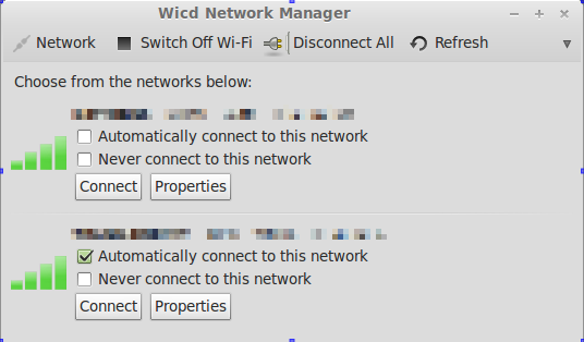 , Install WICD network manager on Linux Ubuntu/Mint