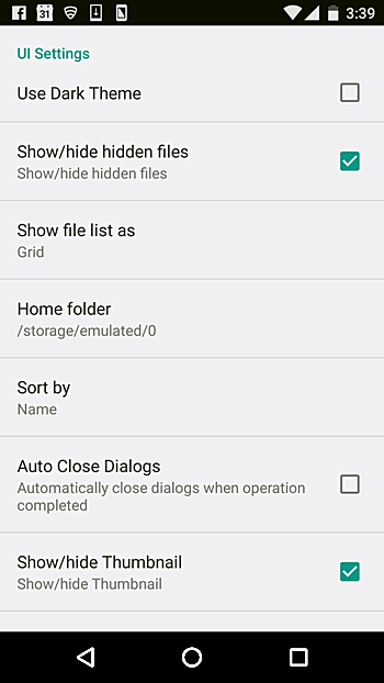 How to hide photos on your Android device without password