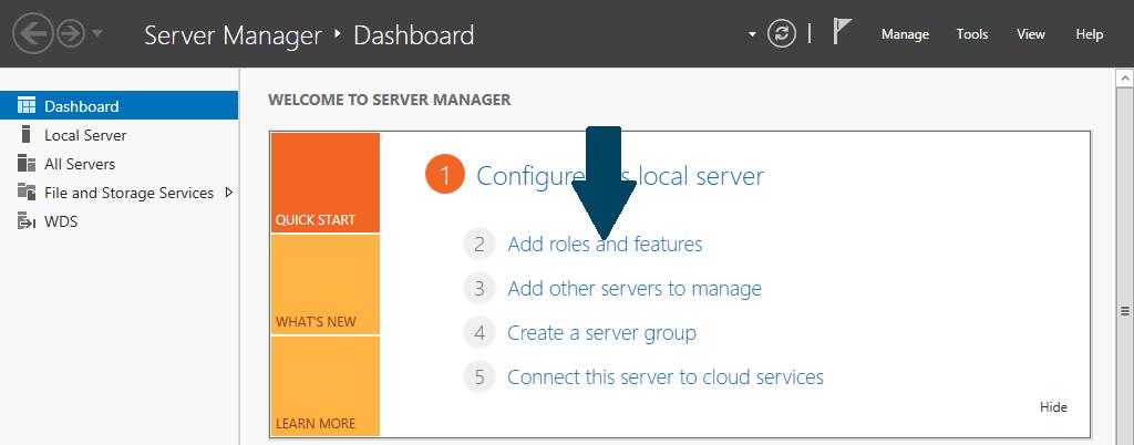 How to Configure Internet Information Server on Windows