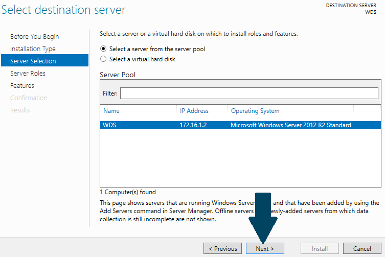 , How to Configure Internet Information Server on Windows Server 2012 R2