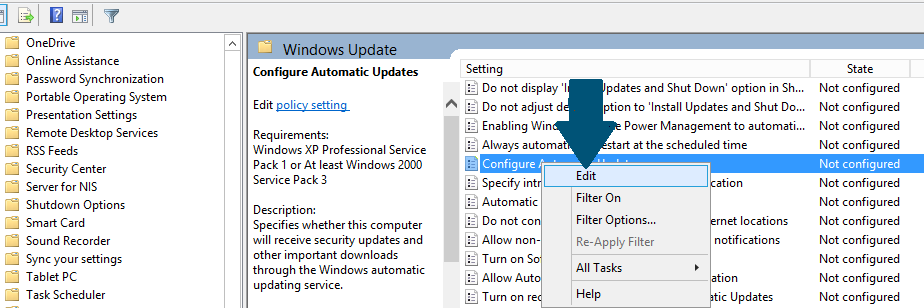 How to Configure Windows Server Update Services on Windows Server