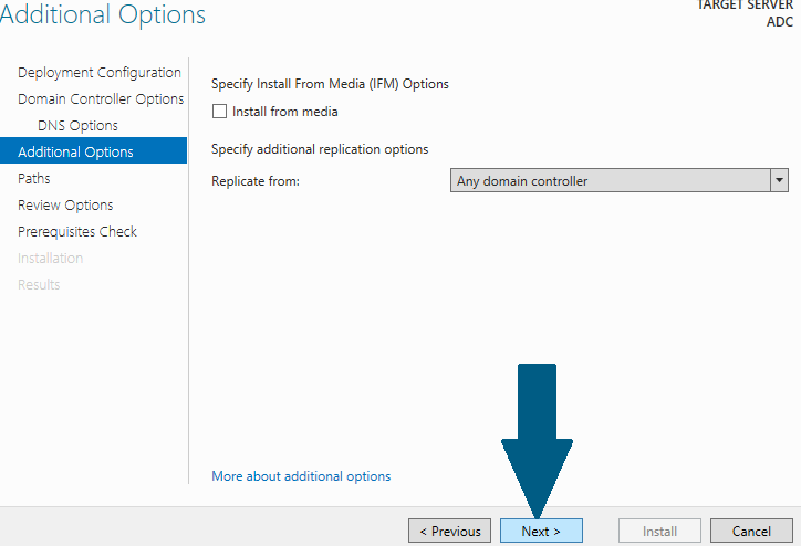 , How to Add an Additional Active Directory Domain Controller to Windows Server 2012 R2