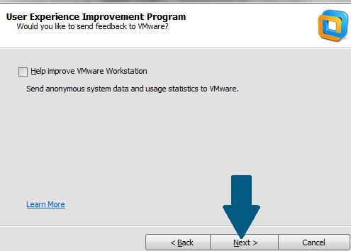 User experience program