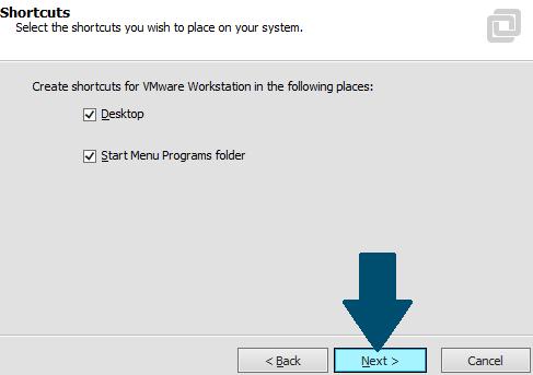 Create desktop item and start folder entry