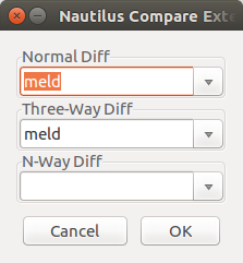 Natilus Compare Extension Preferences