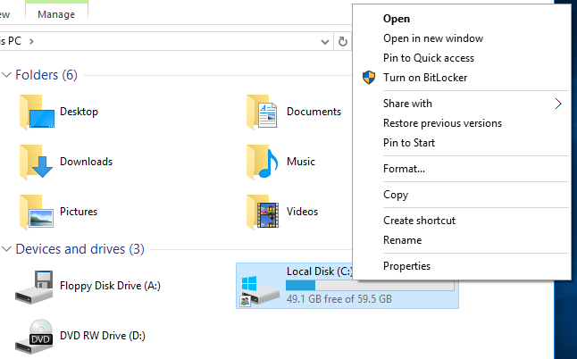 How to Remove Windows old Folder in Windows 10