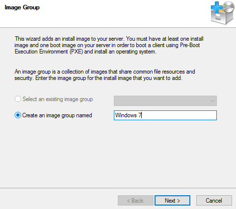 How to Add Images to Windows Deployment Services on Windows Server 2016