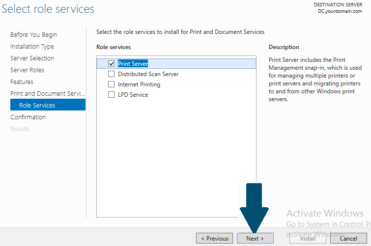 How to Install and Configure a Print Server in Windows