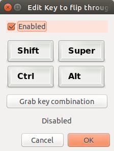 key-combination