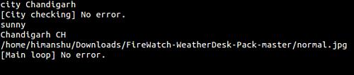 weatherdesk-command