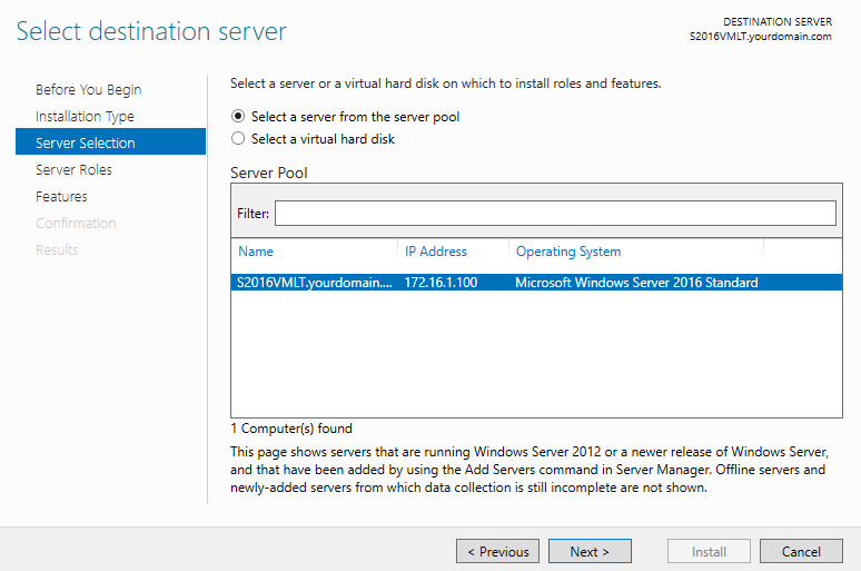 How to Configure DHCP on Windows Server 2016