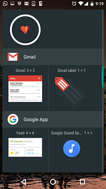 gmail-widget