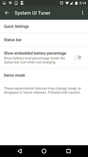 How to remove icons from status bar in Android