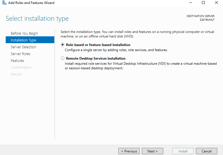 , How to Add a Child Domain on Windows Server 2016