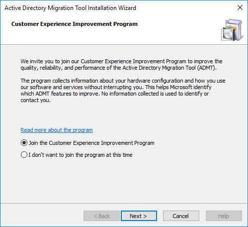 How to Install Active Directory Migration Tool (ADMT) 3 2 on