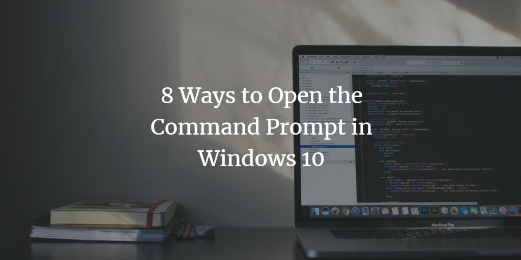 how to open applications with the command prompt windows
