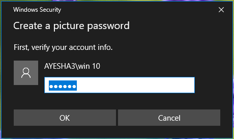 Verify Password