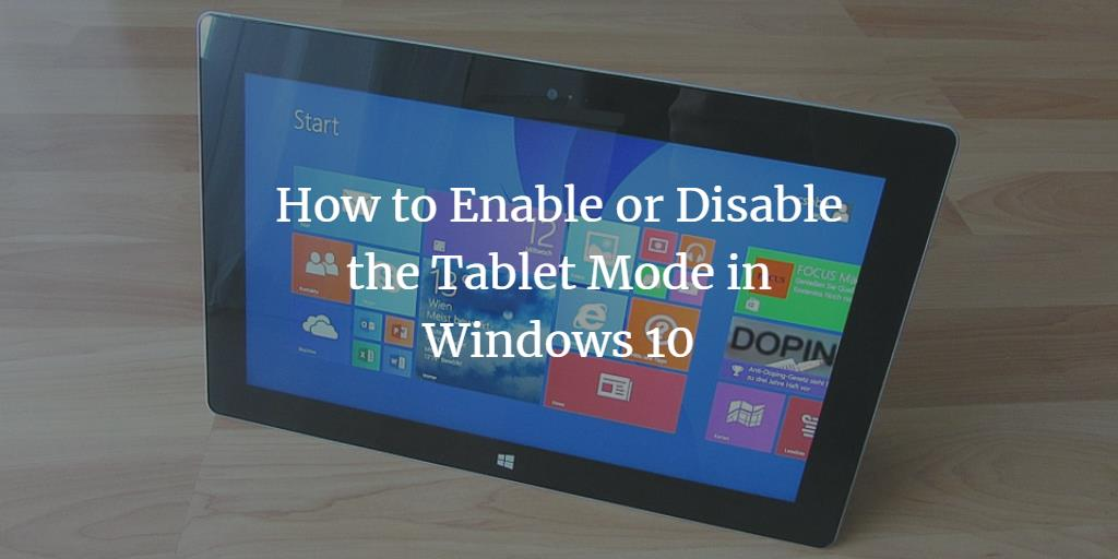 how to disable tablet write mode