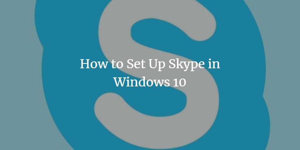 Windows Sykpe