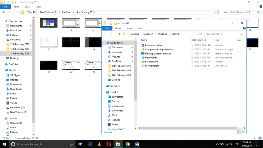 How to Share Files from File Explorer in Windows 10