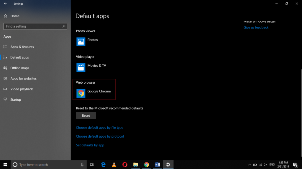 How to Force Cortana to Use a Different Search Engine in