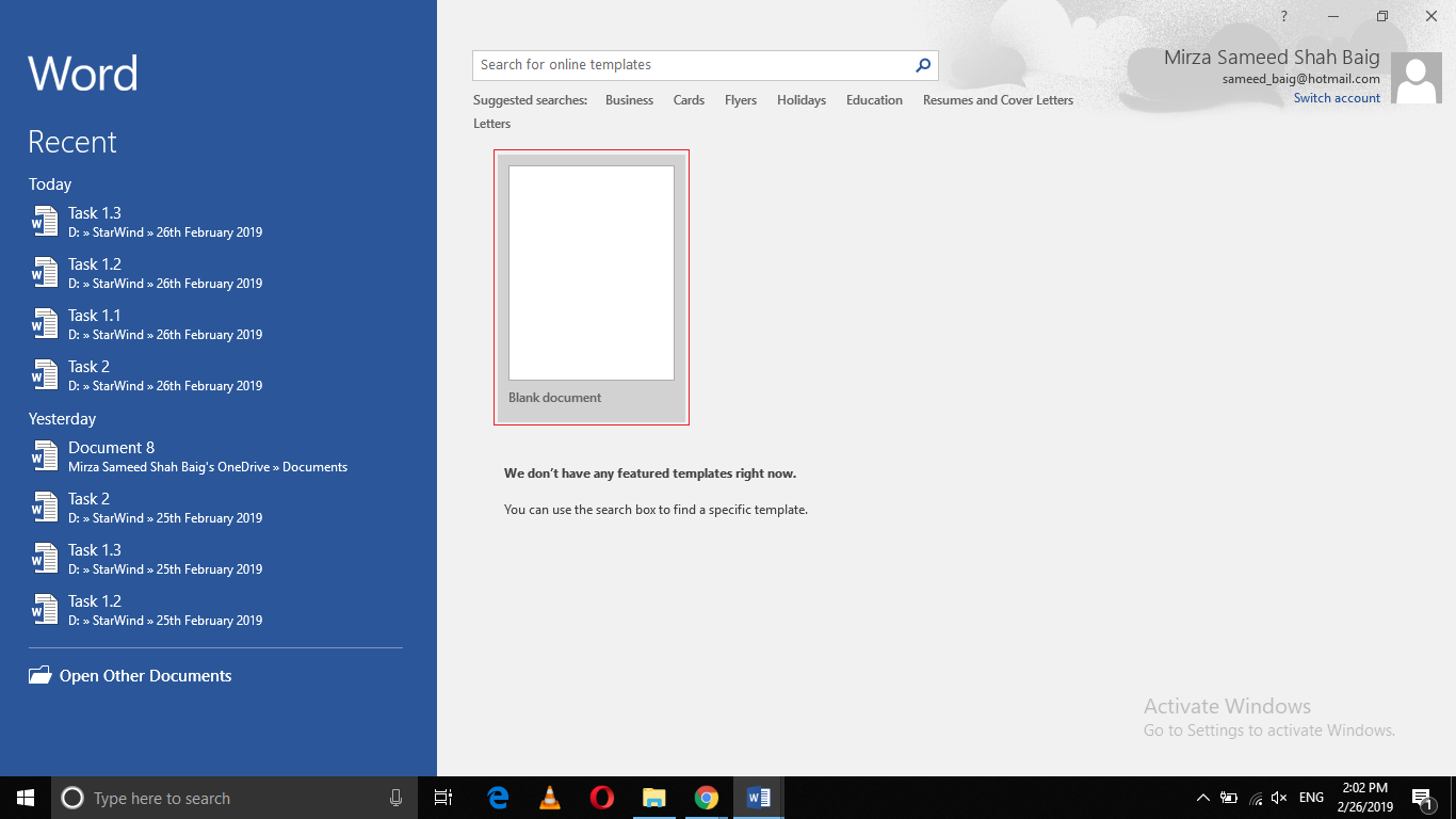 , How to Add Remix 3D Items to a Microsoft Word Document in Windows 10