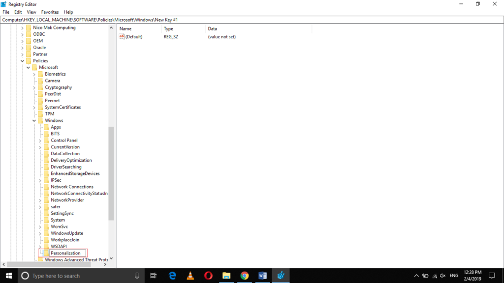 , How to Disable Lock Screen in Windows 10