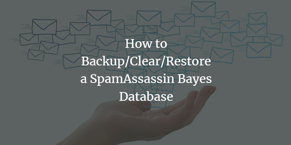 SpamAssassin Bayes Database
