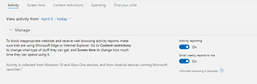 , How to Monitor Your Child's PC Activity and Set up Family Safety Features in Windows 10