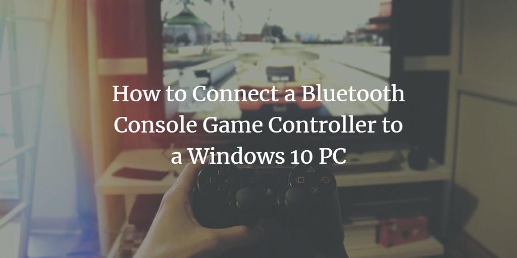 Windows Game Controller