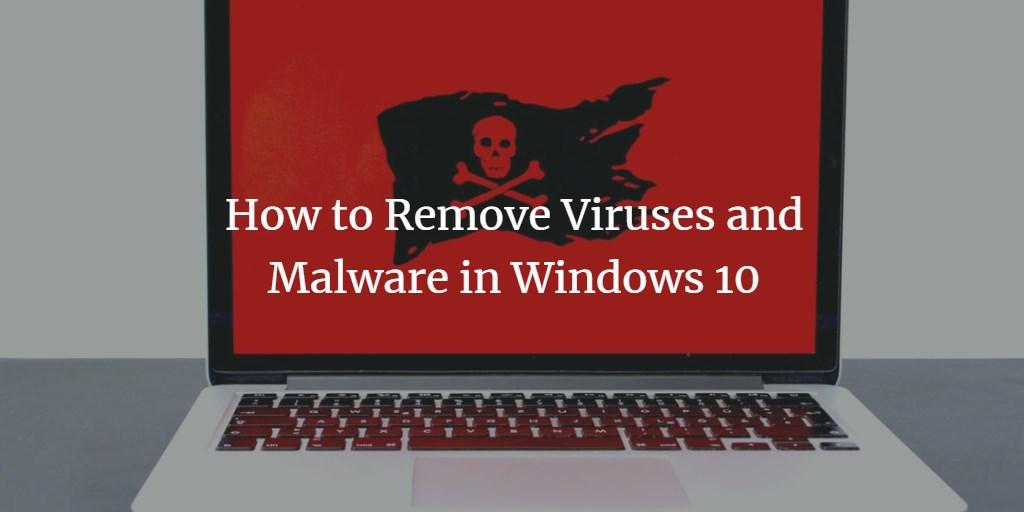 Windows Virus Removal