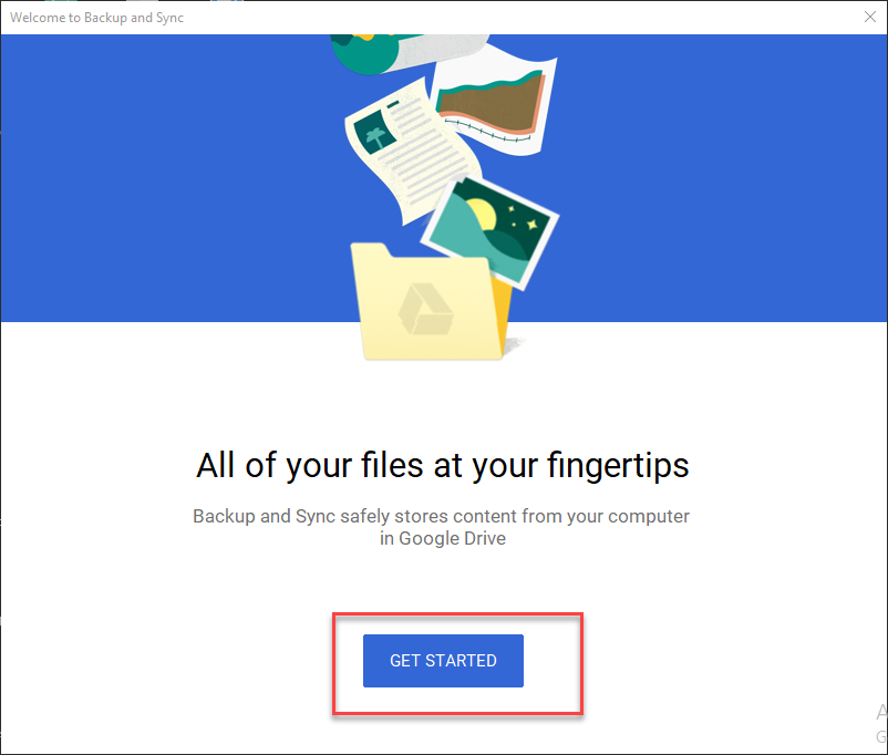 , How to use Google Photos in Windows 10