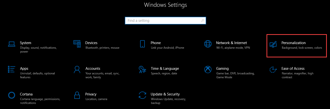 , How to configure the Windows 10 lock screen