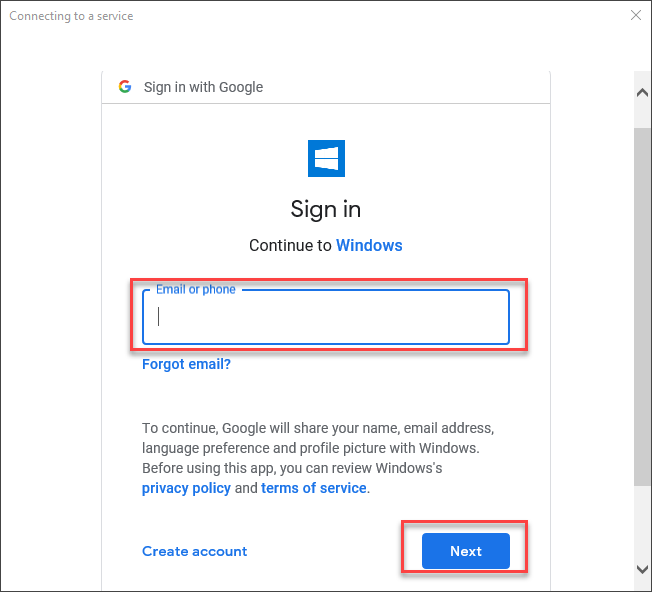 , How to add contacts to the Windows 10 address book from Gmail, Outlook and other accounts