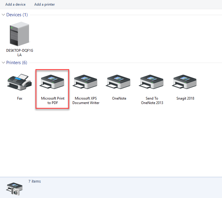 , How to configure the same printer twice on Windows 10 with different Settings