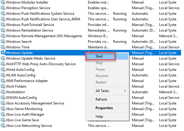 , How to change the location of the Windows 10 update download folder