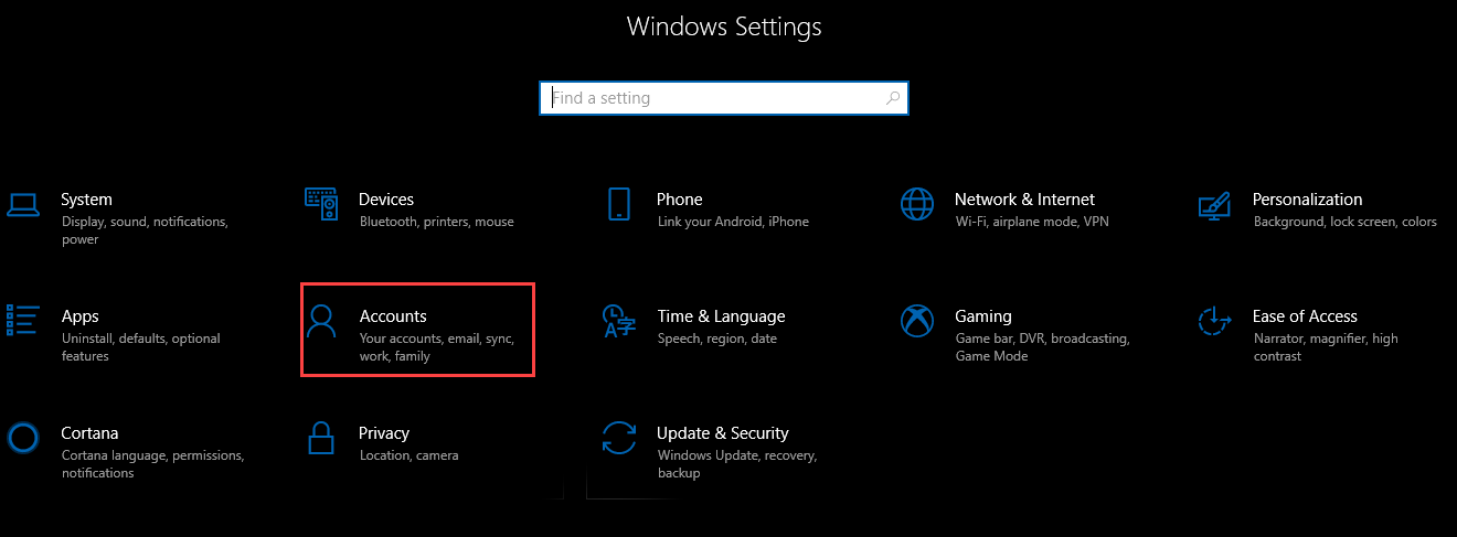 , How to stop Windows 10 to reopen your previous applications after restart
