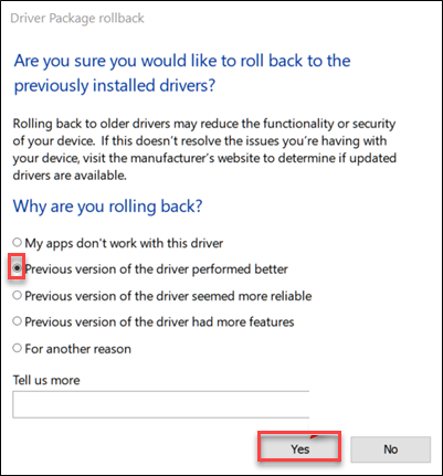 , How to Rollback a Driver Update in Windows 10