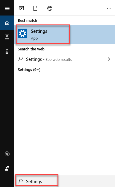 , How to restore a Missing Battery Icon on the taskbar of Windows 10