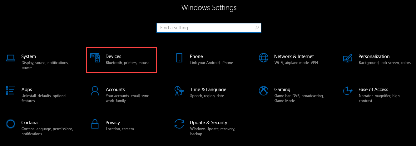 , How to enable text prediction for a Windows 10 hardware keyboard