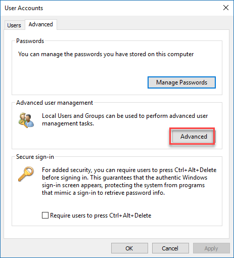 , How to set the expiration date for your password in Windows 10